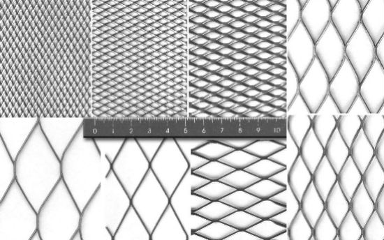 Виды металлических сеток для штукатурки