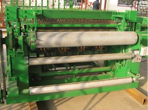 Экструдер - установка для производства пластиковой сетки