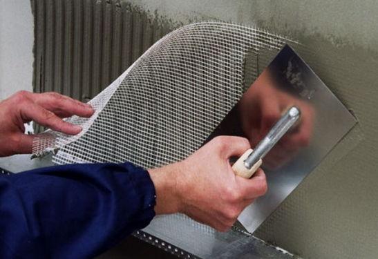Капроновая сетка для штукатурный работ