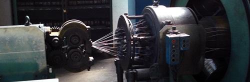 Процесс волочения проволоки из нержавеющей стали