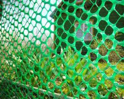 Мягкая пластиковая сетка для сада