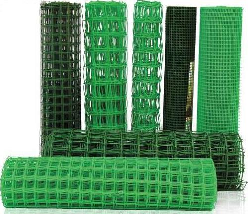 Разнообразие полимерных сеток для обустройства ограждений