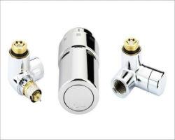 Комплект оборудования Danfoss для подключения к радиатору RAX-set