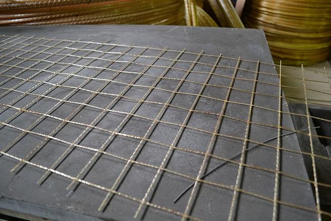 Стекловолоконная армирующая сетка