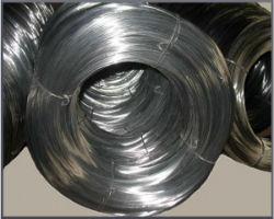 Рулон стальной проволоки для рабицы