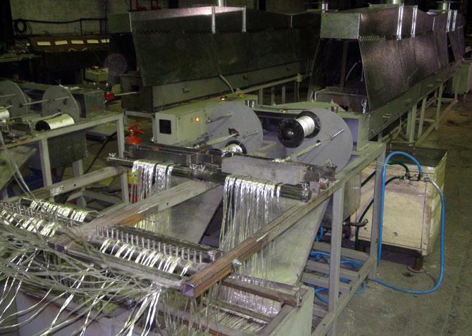 Для линии по производству стеклопластиковой арматуры не требуется большая площадь помещения