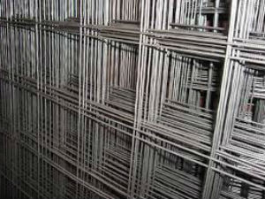 Сетка с ячейками 100х100 мм