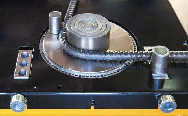 Приводный станок для гибки арматуры