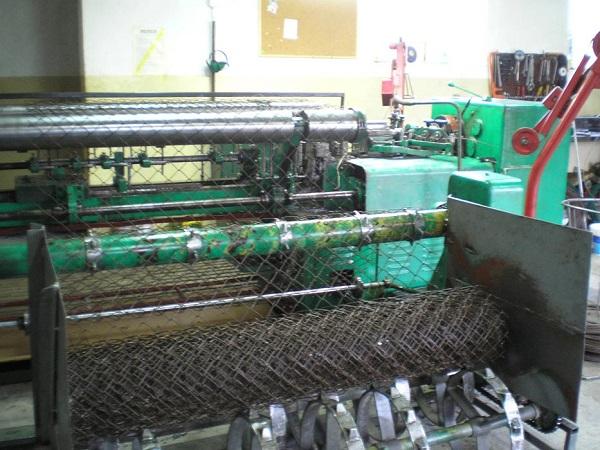 Производство рабицы